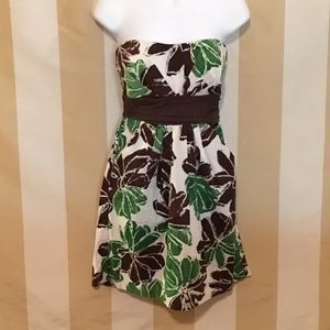 Speechless- size 13 strapless dress with pockets